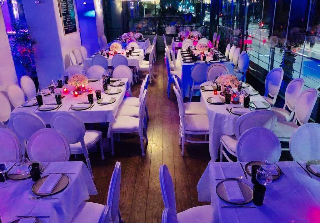 Repas de groupe - La Maison Mickaël - Restaurant Prado Marseille
